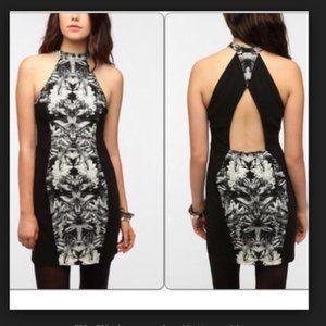 Silence + Noise Urban Outfitters Halter Dress Sz 2